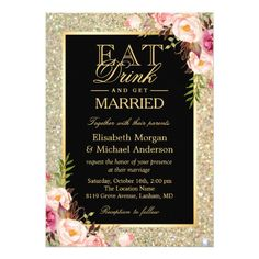 289 Best Eat Drink And Be Married Wedding Invitations Images On