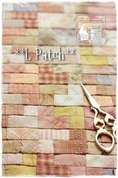 Розовый Карамель: L Patch 2