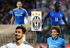 Solo Passione: Dopo Pogba: Ecco i preferiti della Juve