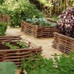 Vegetable Raised Beds using different materials