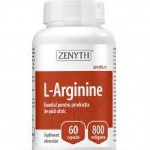 L-Arginine, 60cps
