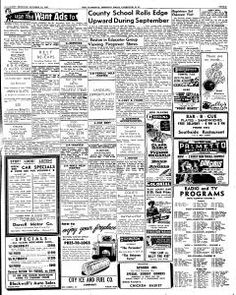 Florence Morning News, October 19, 1957, Page 9