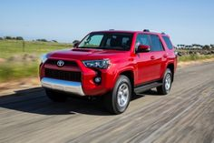 2015 Toyota 4Runner Is a Purpose Built SUV