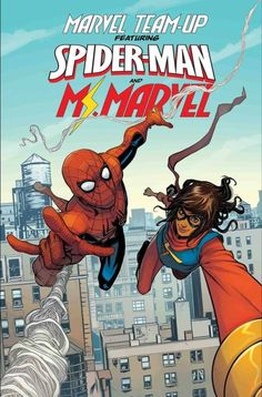 Marvel Team-Up Featuring Spider-Man & Ms. Marvel #1