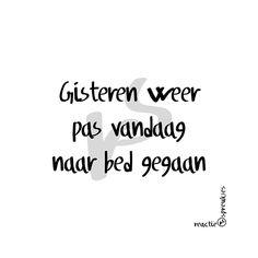 Laat of vroeg? #humor #reactie #spreukjes #facebook