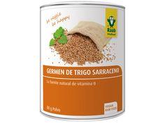 Ver Germen de Trigo sarraceno polvo, 80 gr.