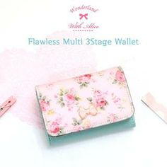 Buy 'iswas – Floral-Print Wallet' with Free Shipping at YesStyle.ca. Browse and shop for thousands of Asian fashion items from South Korea and more!