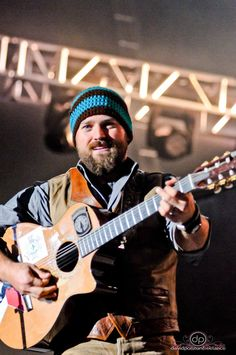 Talent Icon Of Zac Brown Band. Music is awesome...like the crochet beanies