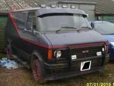 Bedford CF2 Van: in the future?!