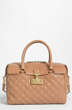 MARC JACOBS 'Baroque - Rudi' Leather Satchel available at #Nordstrom