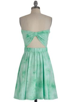 Mojito Sipping Dress | Mod Retro Vintage Dresses