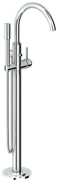 Grohe freestanding mixer tap for bathtub