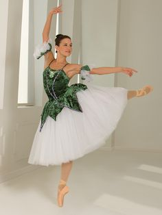 Defying Gravity - Style 0493 | Revolution Dancewear Ballet Dance Recital Costume
