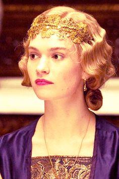 Lady Rose MacClare and her wonderful wardrobe