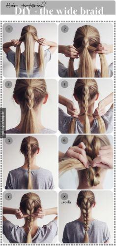 Haarkunst der besonderen Art!