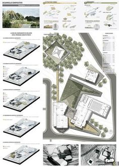 Quick And Easy Landscaping On A Budget - House Garden Landscape Plan Concept Architecture, Architecture Panel, Architecture Portfolio, Landscape Architecture, Landscape Design, Architecture Design, Presentation Board Design, Architecture Presentation Board, Portfolio D'architecture