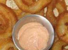 Steak house Copy cat recipe Onion Petal Sauce