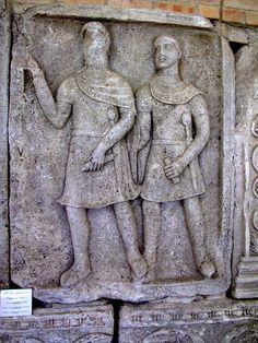 Ancient History, Ancient Rome, Roman Legion, Roman Sculpture, Byzantine, Museum, Statue, Enemies, Mars