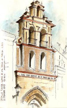 Iglesia Sta. Maria de La Blanca