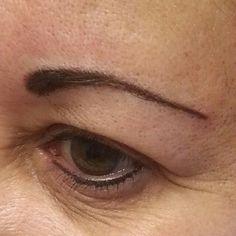 Tattoo eyebrows and eyeliner Www.perfectioustatu.com
