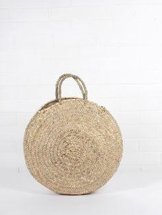 'florence' round basket