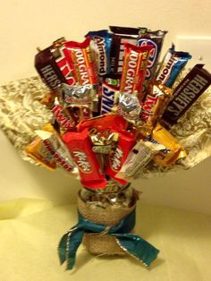 Mixed Candy Bouquet for all occasions