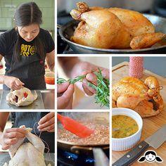 Whole30 Day 15: Weeknight Roast Chicken