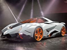 Forget The Batmobile, Meet The Lamborghini Egoista