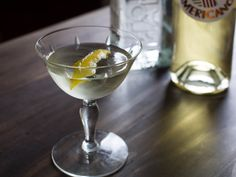 The White Negroni has been a trendy drink lately, showing up on cocktail menus across the country.