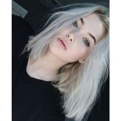 alternative, beautifuk, beautiful, beauty, blonde ❤ liked on Polyvore featuring beauty products, hair and people