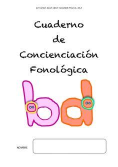 Phonological Awareness Notebook ~ Preschool Education, the magazine - WordPress Sitesi Teaching Time, Teaching Tools, Teacher Resources, Preschool Education, Learning Activities, Education Week, Phonological Awareness, Learning Spanish, Spanish Class