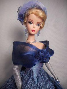 Vintage Repro Barbie Silkstone FR Poppy Parker Fashion Handmade OOAK Mary…