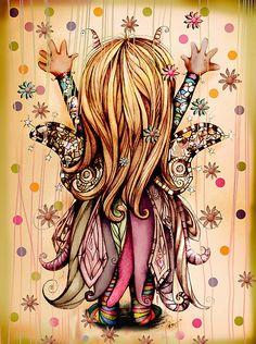 Bramble Rainbowtree por Karin Taylor
