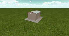 3D #architecture via @themuellerinc http://ift.tt/2dfwNNA #barn #workshop #greenhouse #garage #DIY