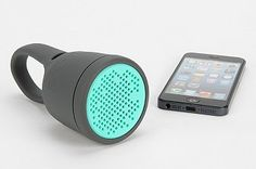 wireless waterproof speaker - connects to any smartphone or tablet!  http://rstyle.me/n/e3u97pdpe