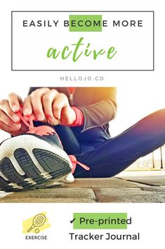 Time to stick to your fitness goals! A simple journal racker to help you consistently get your workout routine in, track your progress, and keep your motivation up! Quick and powerful healthy living journal to help you get fit and cover all aspects of your health & wellness. #fitnesstracker #holistichealth #habittracker #fitnessgoals #workoutplan #journal #planner #printable