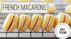Best Macaron Recipe for Beginners and Advanced Bakers Best Macaron Recipe, French Macarons Recipe, French Macaroons, Baking Recipes, Cookie Recipes, Dessert Recipes, Baking Tips, Baking Ideas, Desserts