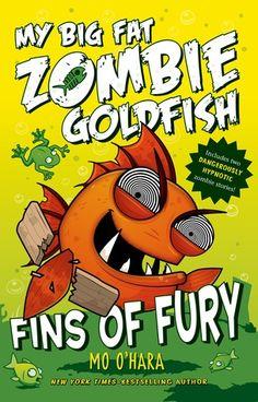 Fins of Fury (My Big Fat Zombie Goldfish, #3)