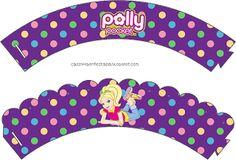 Party Kit Polly Pocket Para imprimir gratis