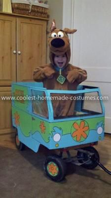 mystery machine wheelchair costume - Google Search