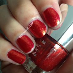 CoverGirl Hunger Games Catching Fire Nail Polish 2013!   Cool Polish