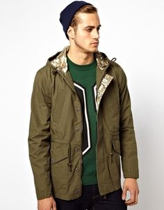 Thin Parka Jacket - JacketIn
