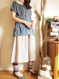 秋冬コーディネートVOL.1 エスニックボヘミアンファッション|エスニックなら通販サイトshams
