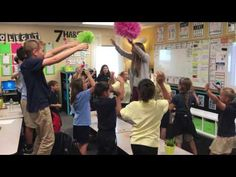 Five Teaching Techniques that Increase Student Engagement - Comprehension Connection Beginning Of Kindergarten, Teaching Second Grade, Teaching Time, Third Grade, Classroom Cheers, Classroom Welcome, Juju On That Beat, Good Morning Song, Welcome Songs
