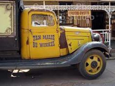 Hartbeespoort dam Tant Mali se winkel