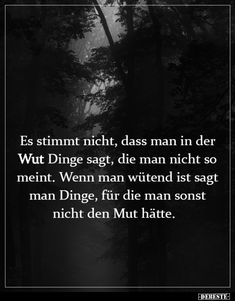 True Quotes, Words Quotes, Sayings, German Quotes, Best Quotes Ever, Text Pictures, Quotes And Notes, True Words, Lessons Learned