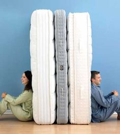 Uncover the mystery of buying the right mattress with these tips from industry and sleep experts./