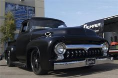 Ford Pickup by West Coast Customs used in the film The Expendables