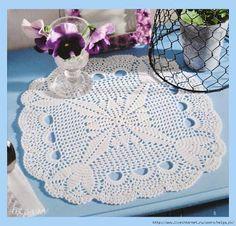Crochemania: Washcloth