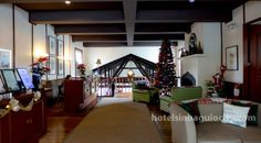 Casa Vallejo Hotel at Upper Session Road, Baguio City, Philippines